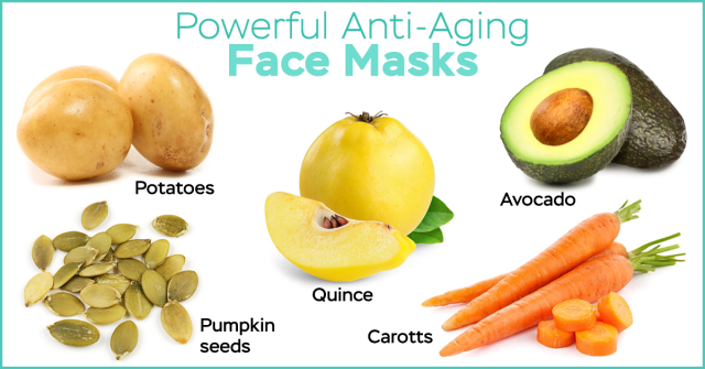 anti aging face masks