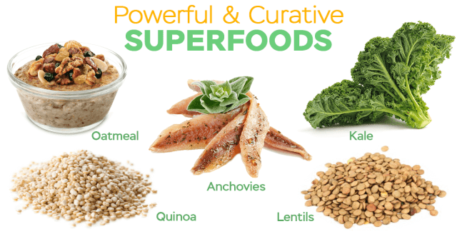 superfoods we forget