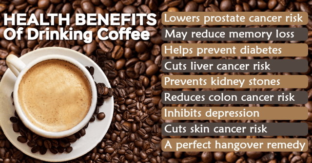 best coffee benefits
