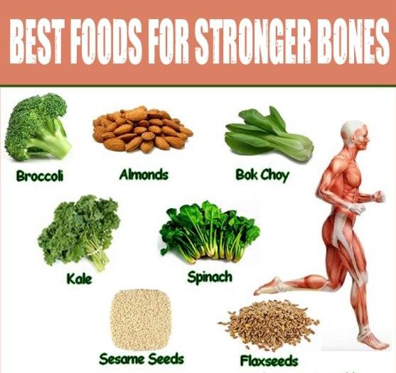 Best Natural Food For Strong Bones