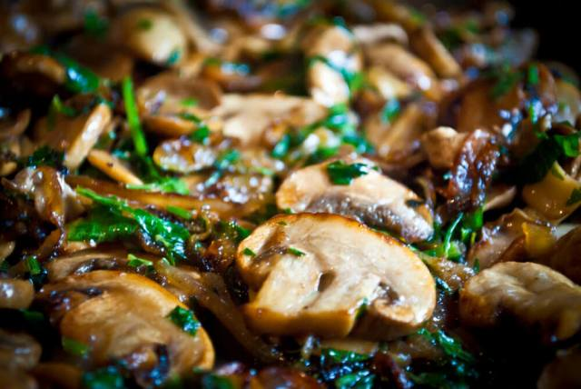 mushrooms for chinese diet