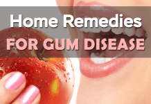 How to cure gum diseases