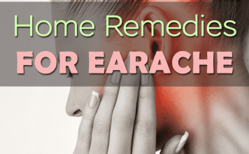 How to get rid of an Earache