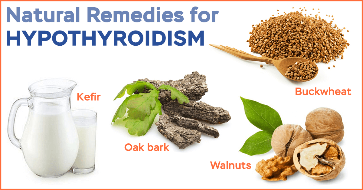 Natural Remedy For Hypothyroidism Reviews
