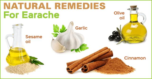 earache remedies