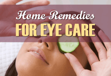 Home Remedies for Eye Care