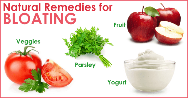 bloating home remedies