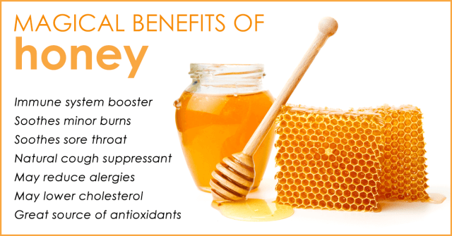 honey the best cure