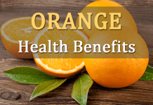 Benefits of Orange