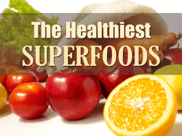 superfoods list