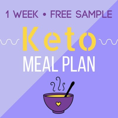 7 Day Keto Meal Plan Sample + Keto Weekly Meal Plans • Healthy.Happy.Smart.