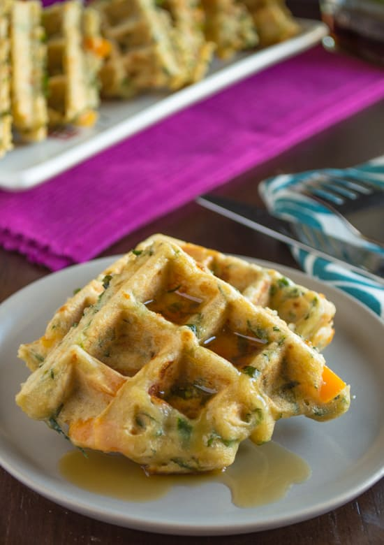 Savory-Vegetable-Waffles-3