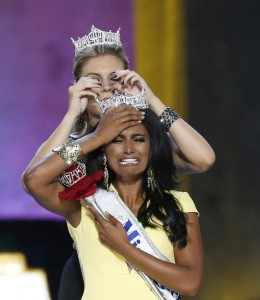 First every Indian American wins the USA Pageant