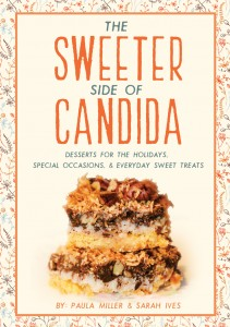 You will not feel deprived making these goodies from this cookbook.
