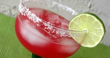 Cranberry Margarita & Cinco de Mayo