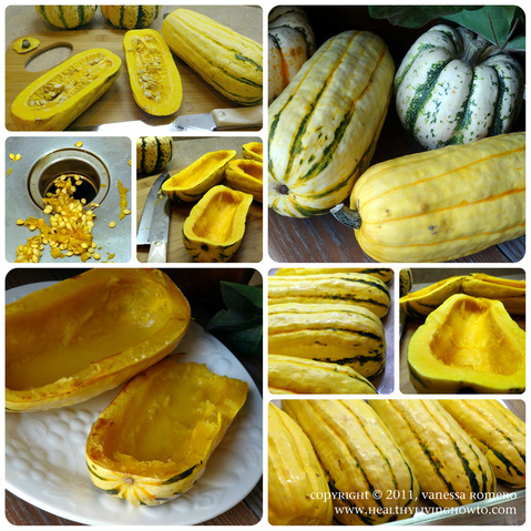 How to make Delicata squash