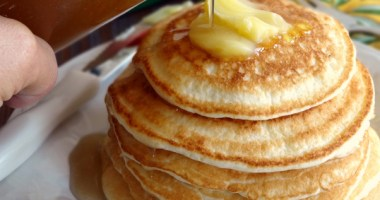 Protein Pancakes Re-Created