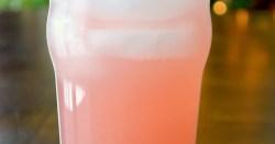 Easy Grapefruit Spritzer