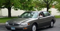 Jacob driving away