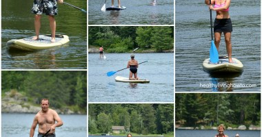 Saturday Snapshots: Stand Up Paddle Boarding