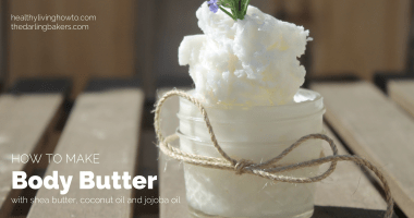 How To Make Body Butter