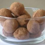 healthy truffles