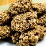 Raw Oatmeal Cookies