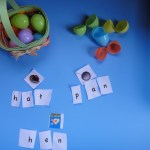 Phonics Easter Egg Hunt