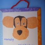 Easy Paper Monkey