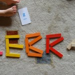 Spelling With Blocks
