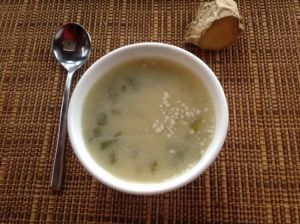 Flu and Cold Season Soup