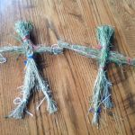 Grass dolls, Waldorf-friendly