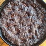 Grain-Free Chocolate Skillet Cookie