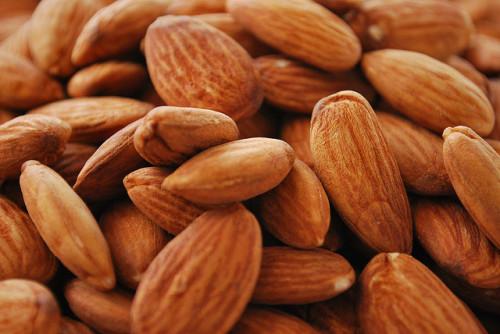 Almonds - Harsha K R