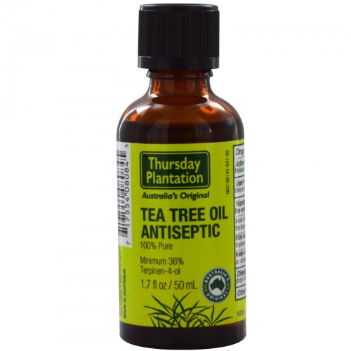 8.Combine Grapeseed Oil and Tea Tree Oil