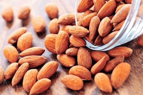 5.Almonds
