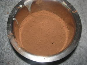chocolate pudding from cocoa powder