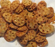 kamal kakdi chips / lotus stem chips