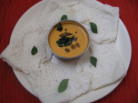 dosa recipe without fermentation