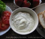 egg-less mayo