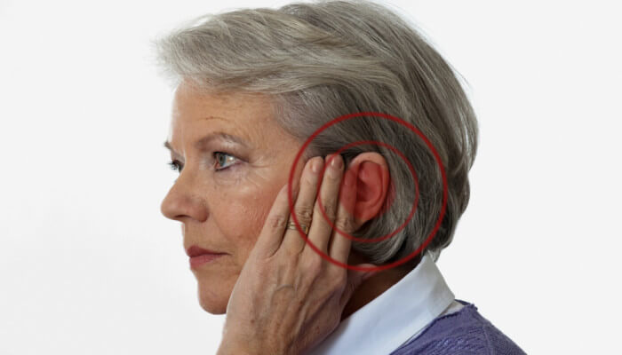 Clicking sound in ear - also known as or related to clicking tinnitus (finding), clicking tinnitus 2