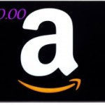 Enter to win $500 in the Amazon.com Gift Card Giveaway Event