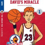 Looking for a great sports book for your tween or early teen? Check out my review of The Dream Ten: David's Miracle