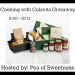 Enter to win the Cooking with Colavita Giveaway