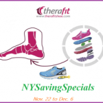 Enter to win the Therafit Shoes Giveaway
