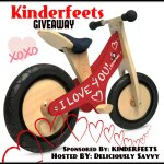 Kinderfeets Classic Push Bike Giveaway! 1 Lucky Winner! ($109 RV) Ends 3/03