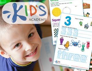 Singapore Math App from Kids Academy