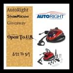 AutoRight SteamMachine Giveaway @autoright1