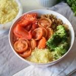 Couscous Vegetable Bowl