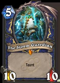 嵐の守護神